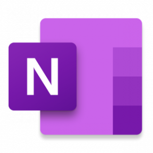 Apps : Prendre des notes – OneNote